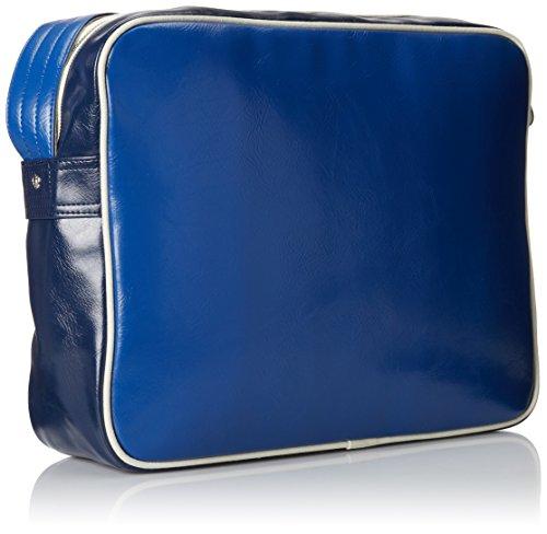 Fred Perry Borsa A Tracolla Classic Blu Royal Unica