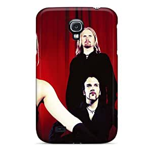 Excellent Hard Phone Case For Samsung Galaxy S4 With Custom Fashion Beseech Band Image Marycase88