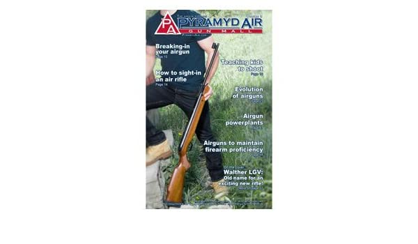 Amazon com : Pyramyd Air Airgun Catalog : Other Products
