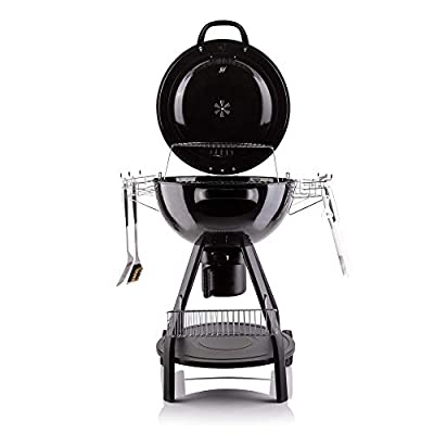 Fire Mountain Large Kettle BBQ with Cover