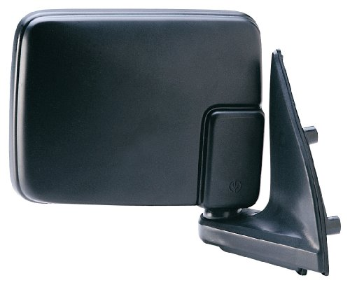 Fit System 67001B Dodge/Mitsubishi Pick-Up Passenger Side Replacement OE Style Manual Folding Mirror