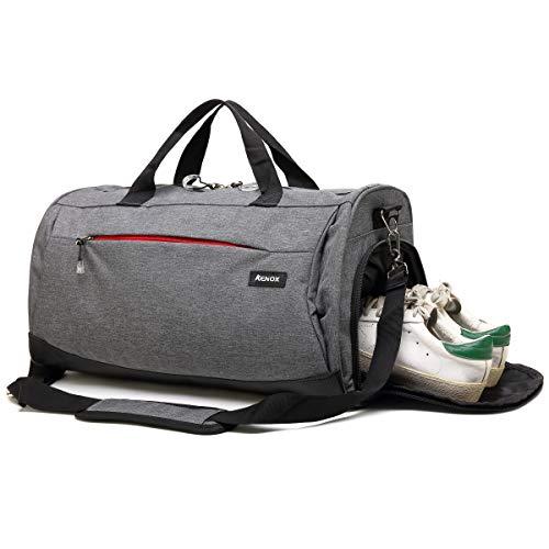 Kenox Sports Gym Bag Travel Duffle Bag Luggage ...