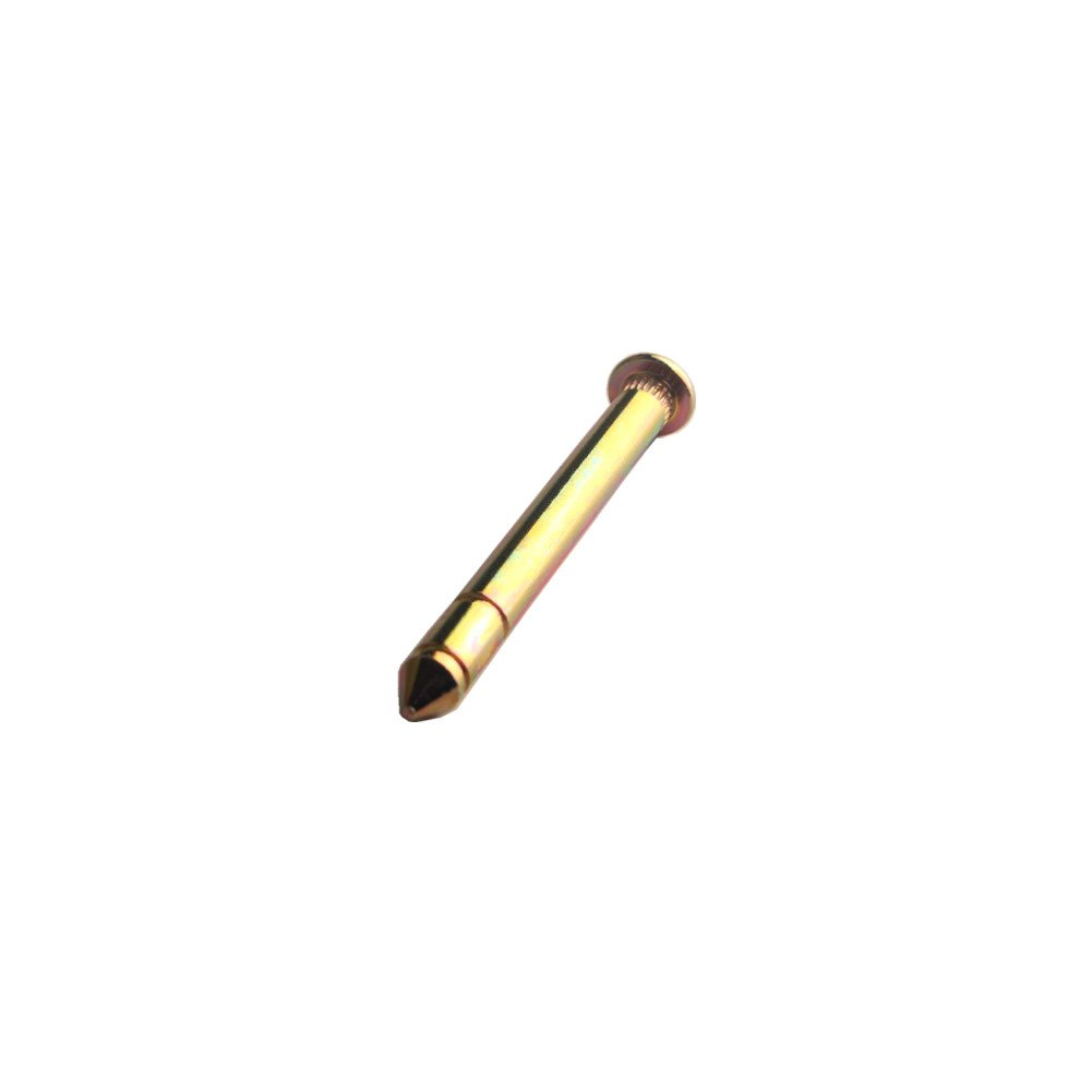 Dewhel Car Door Hinge Pins Pin Bushing Front both Door Kit For Ford F150 F250 F350 Bronco