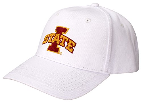 - NCAA Iowa State Cyclones Adult Unisex Structured Epic Cap  Adjustable Size