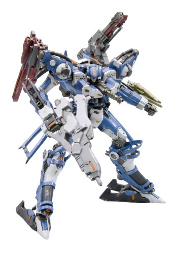 1/72 Scale Armored Core CR-C89E Crest Oracle Ver. Construction Kit