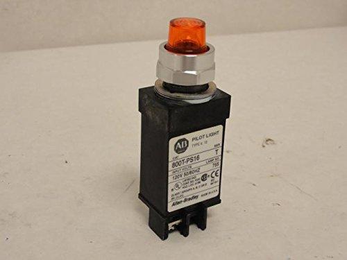 Allen Bradley 800T-PS16A 800TPS16A Small Pilot Light Series T (800t Socket)