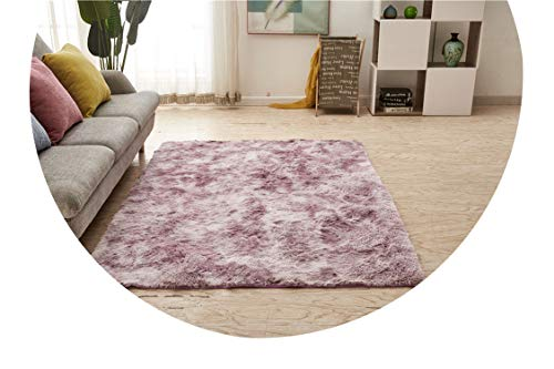 Nordic Solid Pile Plush Carpet Rugs for Living Room Anti-Slip Bedroom/Study/Corridor Soft Carpets Child Bedroom Mat,5,60X200Cm
