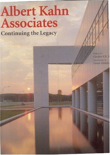 Albert Kahn Associates: Continuing the Legacy (Talenti)
