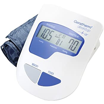 Blood Pressure Monitor for Upper Arm - Geratherm Desktop