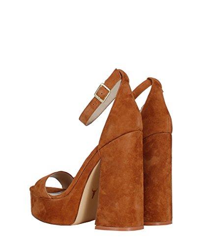 Windsor Smith - Zapatos de vestir para mujer marrón