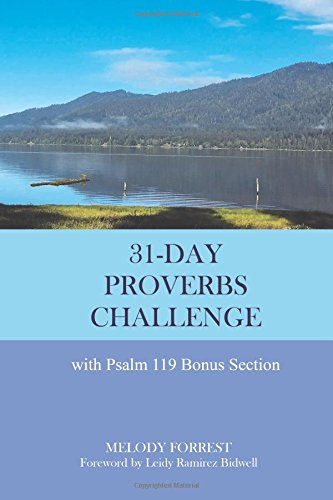 31-Day Proverbs Challenge: with Psalm 119 Bonus Section