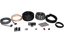 Soundstream WKIT.4 4-AWG Installation Kit with 120A MANL Fuse