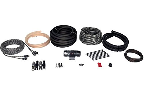 Soundstream WKIT.0 0-AWG Installation Kit with 200A ANL (200a Wire)