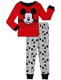 Mickey Mouse Toddler Boys 2 Piece Sleepwear Pajama Set