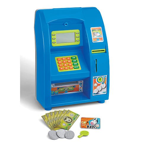 Imaginarium Deluxe Electronic Atm - Deluxe Atm Toy Bank