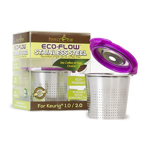 - ECO-Flow Stainless Steel Reusable Filter