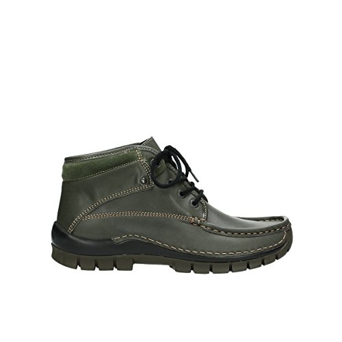 donna Green Wolky 273 Sneaker Leather Forest xPHcgOUwq