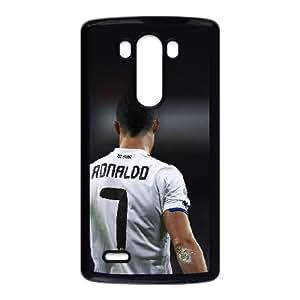 LG G3 Cell Phone Case Black_Cristiano Ronaldo Real Madrid Soccer Ijrop