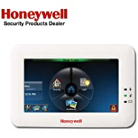 Honeywell Ademco 6280W Color Touch-Screen Keypad w/ Voice, White
