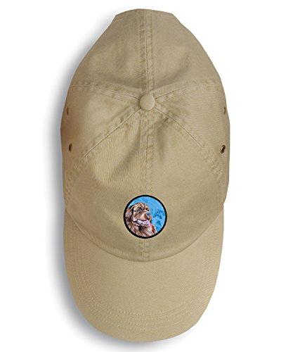 Caroline's Treasures LH9354BU-156 Newfoundland Baseball Cap , One Size, (Newfoundland Baseball Cap)