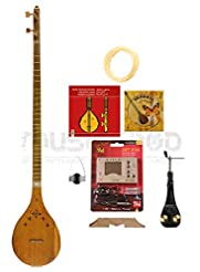 Good quality Setar-Sehtar with a free so...