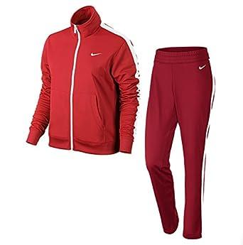 Nike Polyknit Cuffed Tracksuit – Chándal para mujer gr [L]: Amazon ...