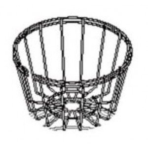 Wire Basket, 16 x 6, Fetco 1009.00005.00 by OCSParts