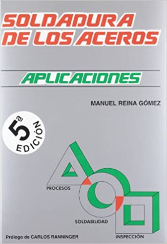 Soldadura de los aceros (Spanish) Paperback – January 10, 2012