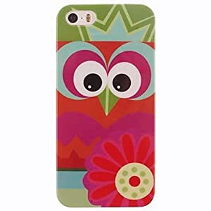 DUR Birdie Coloured Drawing Or Pattern Hard Case for iPhone 5/5S