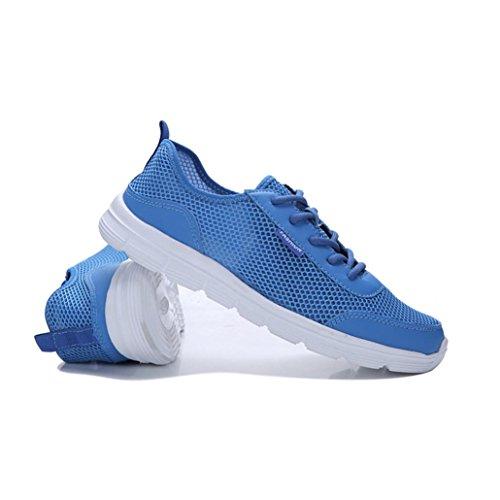 Confortables Hommes Maille Wawer Chaussures Couple Sport De Respirant Course Espadrilles 4B8rqnFW4