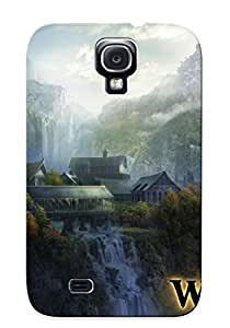 Premium Rivendell War In The North Back Cover Snap On Case For Galaxy S4