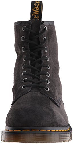 Dr. Martens 1460 Graphite Grey Soft Buck 21466070, Boots