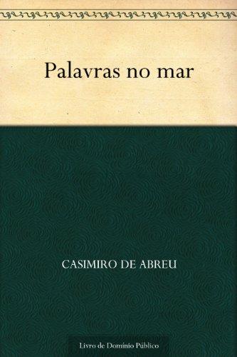 Palavras no mar (Portuguese Edition)