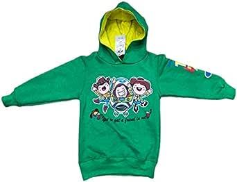A.M Round Neck Hoodie & Sweatshirt For Boys