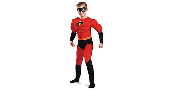 Amazon.com: Disfraz de Los Increíbles de Disney, con ...