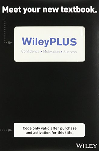 Applied Calculus, 4e WileyPLUS Student Package