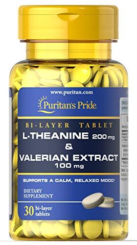 L-Theanine 30 Tabs - 8