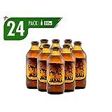 Cerveza Artesanal Jabalí Hellesbock 24 Pack Botella 355 Ml