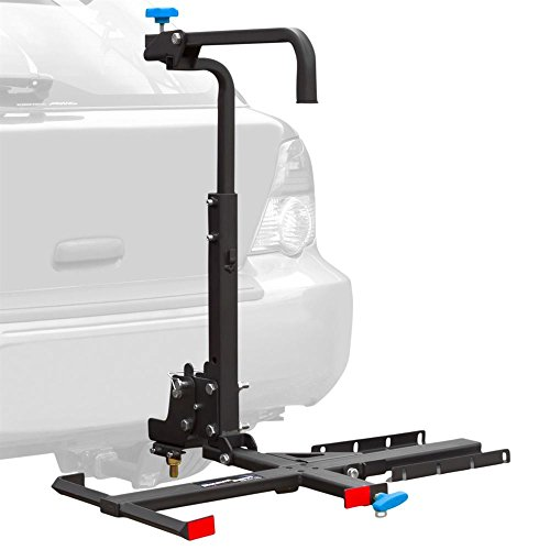 Weekend Carrier - Silver Spring Manual Wheelchair Carrier with Tilting Platform