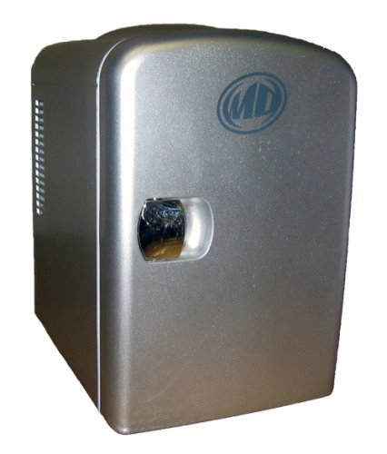 : Mountain Dew ColdMate Plus Mini-Fridge Portable AC-DC Warmer/Cooler by Sun-Mate!
