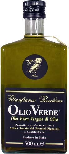 Olio Verde Oil Olive Extra Virgin, 16.89 oz