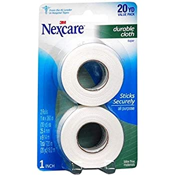 Nexcare Durapore Durable Cloth Tape 1