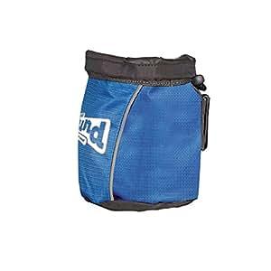 Outward Hound Kyjen  23006 Treat Tote Treat And Training Bag Dog Treat Carrier Bag Adjustable Shoulder Strap, Large, Blue