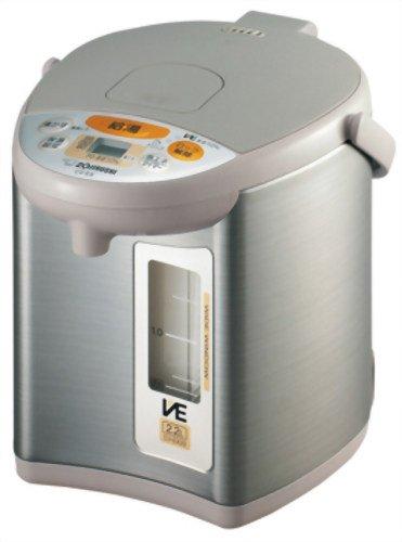 ZOJIRUSHI マイコン沸とうVE電気まほうびん 優湯生 2.2L CV-EX22-HA グレー B003VSWZNI