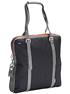 f84e6a072d Original MINI Large Holdall Schultertasche Bag Grau große Handtasche mit  Laptopfach 80222348196