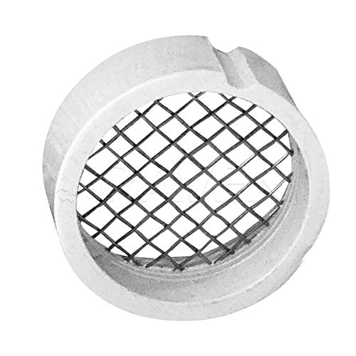 Roof Termination Kit - Raven R1508 PVC Termination Vent, 2 inch, White