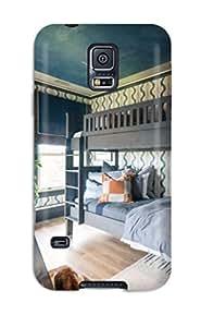 New Premium UWxwglL9720joNOj Case Cover For Galaxy S5/ San Francisco Decorator Showcase 2014 Little Boy Blu Protective Case Cover
