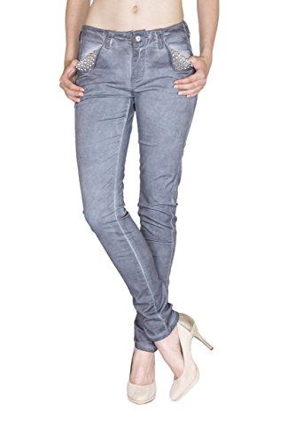 Blue Monkey Jeans – Vaqueros – Ajustada – Básico – para mujer