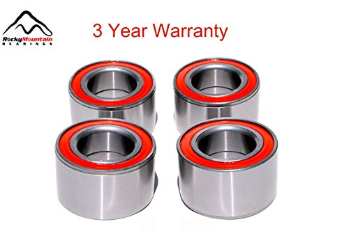 Polaris RZR XP 4 900 1000 Scrambler 850 Front & Rear Wheel Bearings Quantity 4 ()