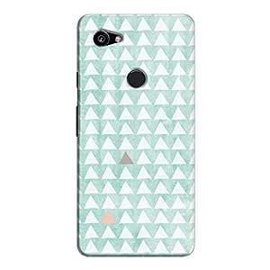Cover It Up - Odd Hills Blue Pixel 2 XL Hard Case